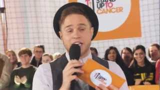 JLS Prank Olly Murs | Stand Up to Cancer 2012 | Channel 4