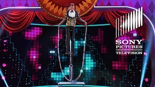 Wesley Williams : The One Wheel Wonder Performance - The Gong Show