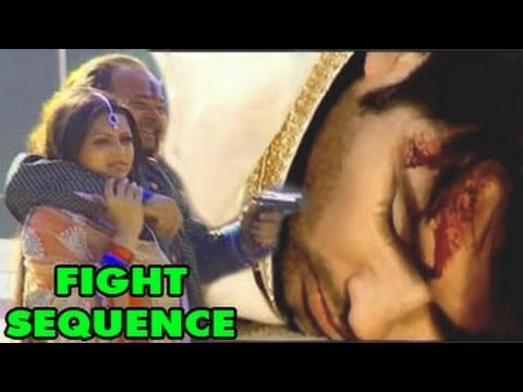 Rk & Balraj's FIGHT SEQUENCE FULL EPISODE NEWS of Madhubala Ek Ishq Ek Junoon 22nd January 2013