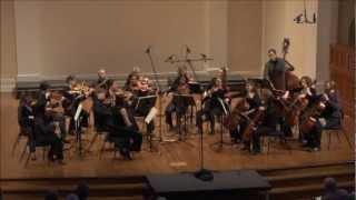 Mozart: Eine Kleine Nachtmusik, I. Allegro | New Century Chamber Orchestra