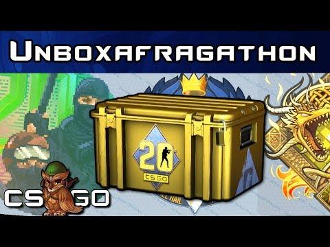 Unboxafragathon - 20 Year Anniversary Special!