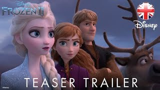 FROZEN 2 | 2019 Teaser Trailer | Official Disney UK