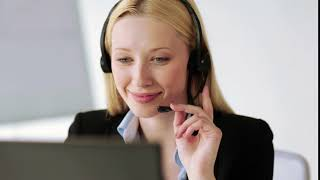 attractive helpline operator in office 2 ATV8FK2   Copy