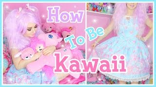 How To Be Kawaii In 10 Easy Steps