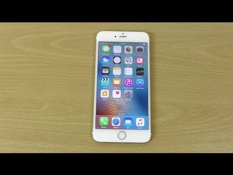 Apple iPhone 6 Plus iOS 10 Beta 1 - Review!
