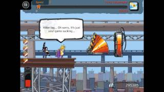 Berzerk Ball 2 - iPhone/iPad Gameplay video