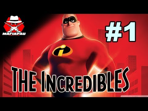 HELENINY MEDOVÉ KOZIČKY   The Incredibles   #1   CZ Let's play   Mafiapau