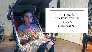 Autism & Sensory Top 10 Toys And Equipment
