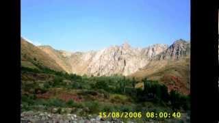 preview picture of video 'природа таджикистана, даштиджум'
