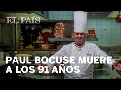Muere el chef Paul Bocuse a los 91 años | Cultura