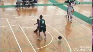 【Twitterで話題】 バスケの1on1で高校生を弄ぶ天才小学生 2016年8月14日 【バスケットボール・スポーツ】