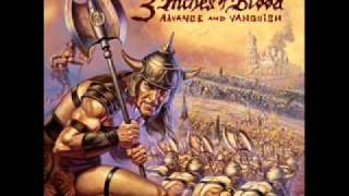 3 Inches of Blood - Axes Of Evil (with lyrics)