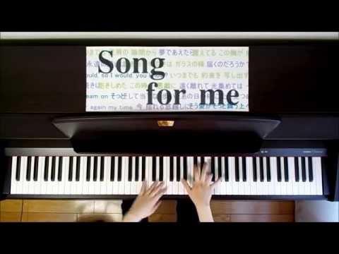 嵐(大野智) Song for me