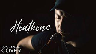 Heathens - Twenty One Pilots (Boyce Avenue acoustic cover)(Suicide Squad) on Spotify & iTunes