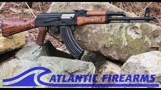 Polish AK47 Rifle WBP Classic Wood at Atlantic Firearms
