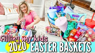 🐣🌷2020 Fill Easter Baskets With Me *WITH LINKS* |  What I Got My Kids For Easter | Love Meg