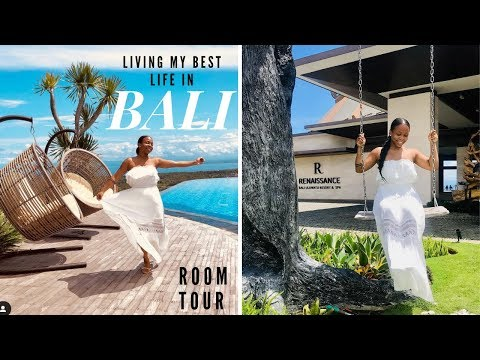 LIVING MY BEST LIFE IN BALI pt 2: Extreme Room Tour, Beach Club, Best Hotel to stay In
