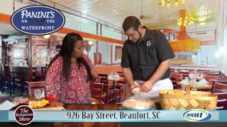 RESTAURANT SHOW | Paninis: Gluten Free Menu | 2-20-2014 | Only On WHHI-TV