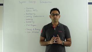 System Design Introduction For Interview.