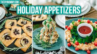 HOLIDAY PARTY APPETIZERS | Easy & Delicious!
