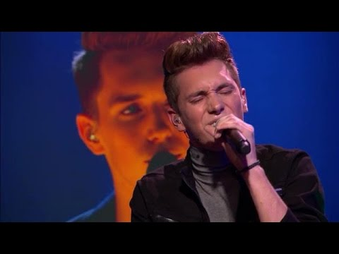 TVOH-finalist Thijs maakt indruk met 'Feel The Lov - RTL LATE NIGHT