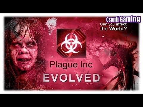 Plague inc. Evolved | Démonok és nekromorfok
