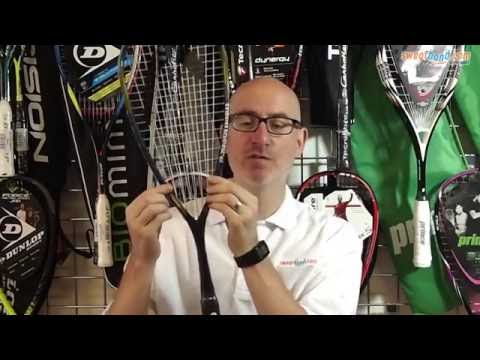 Exclusive Head IX 120 Squash Racket - Review