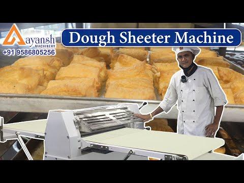 Pizza Sheeter Machine
