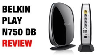 Belkin Play N750 DB Dual Band Router Review