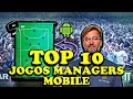 Jogos Managers Mobile Top 10 Jogos Managers Mobile Conh