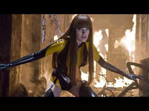 Silk Spectre II  All Skills from Watchmen