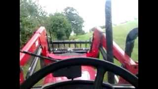 driving new MF 3625