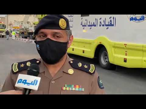 شارك في حادث «برج الخبر»..«k9» فريق إنقاذ سعودي بتصنيف دولي