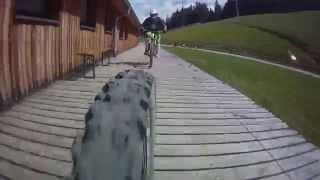 preview picture of video 'One Downhill round in Steinach am Brenner [720p]'
