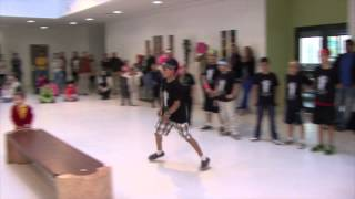Diyar Academy For Children And Youth  First Breakdance Students Showcase