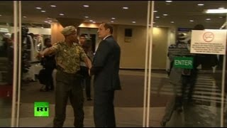 Bodyguard Face Off Video: Putin's, S. African Security Scuffle At BRICS Summit
