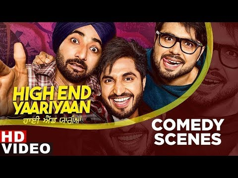 High End Yaariyan | Comedy Scene 3 | Jassi Gill | Ranjit Bawa | Ninja | Speed Records