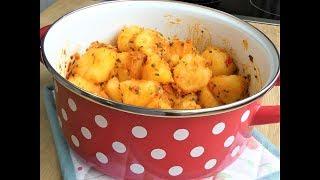 Krompir kao prilog ili glavno jelo brzo lako ukusno uz bilo koje meso i ribu