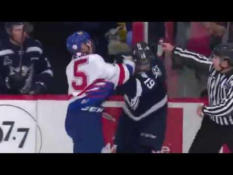 Alex-Olivier Voyer vs. Tristan DeJong