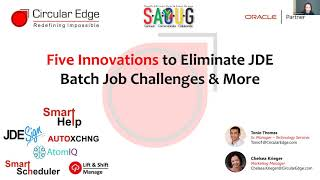 Five Innovations to Eliminate JDE Batch Job Challenges & More