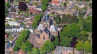 Brand Petrus Banden Kerk Oisterwijk 27 mei 1998
