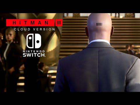 Bande annonce découverte de la version Nintendo Switch  de Hitman III