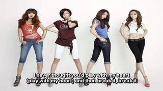 [Rom & Eng] Brown Eyed Girls - 넌 누굴 사랑하니 (Who Do You Love?)