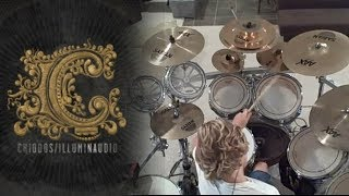Kyle Brian - Chiodos - Caves (Drum Cover)