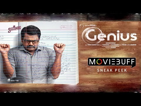 Download Genius - Moviebuff Sneak Peek | Roshan | Yuvan Shankar Raja | Directed by Suseinthiran HD Mp4 3GP Video and MP3