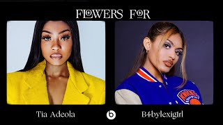 Tia Adeola Gives Flowers to a Dear Friend | Beats by Dre