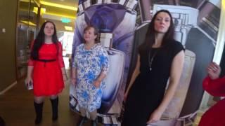 Встреча лидерского состава в Кирове. Корпоратив в элитном ресторане. Фаберлик Онлайн.