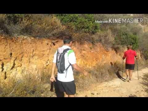 SlowFit gruppo Chia: Camminata sulla strada Romana