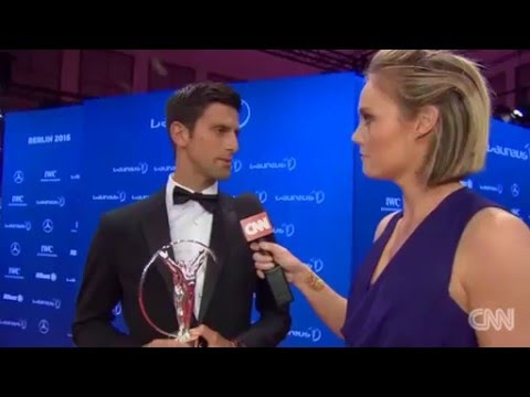 Tennis superstar Novak Djokovic proud of his sport's integrity /CNN/