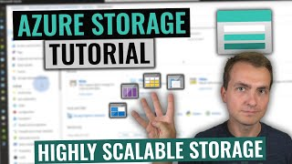 Azure Storage Tutorial | Introduction to Blob, Queue, Table & File Share